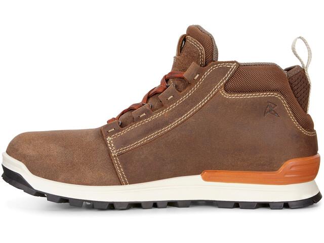 96f00d9e1890 ECCO Oregon Low Shoes Men brown at Addnature.co.uk